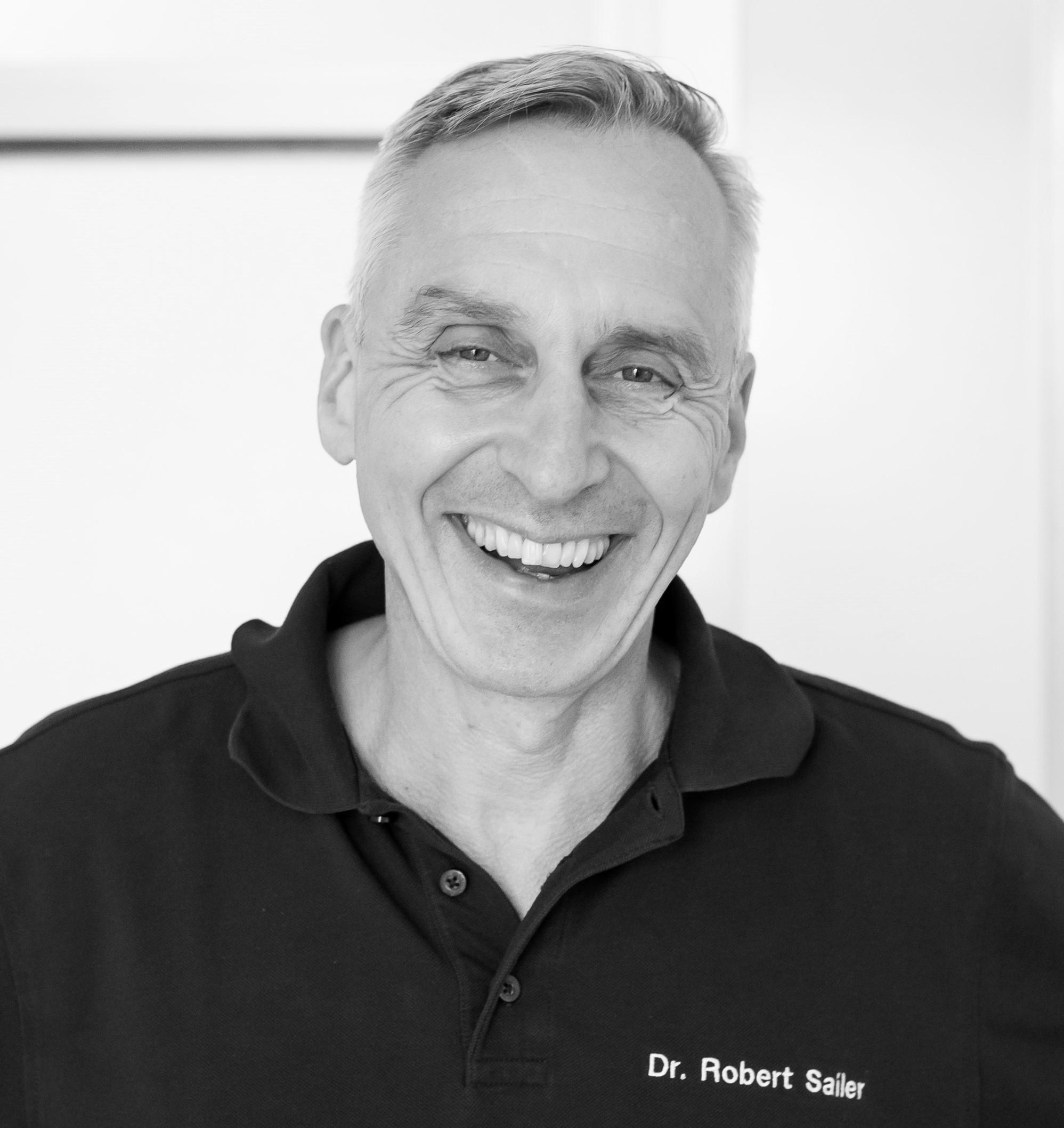 Zahnarzt Robert Sailer