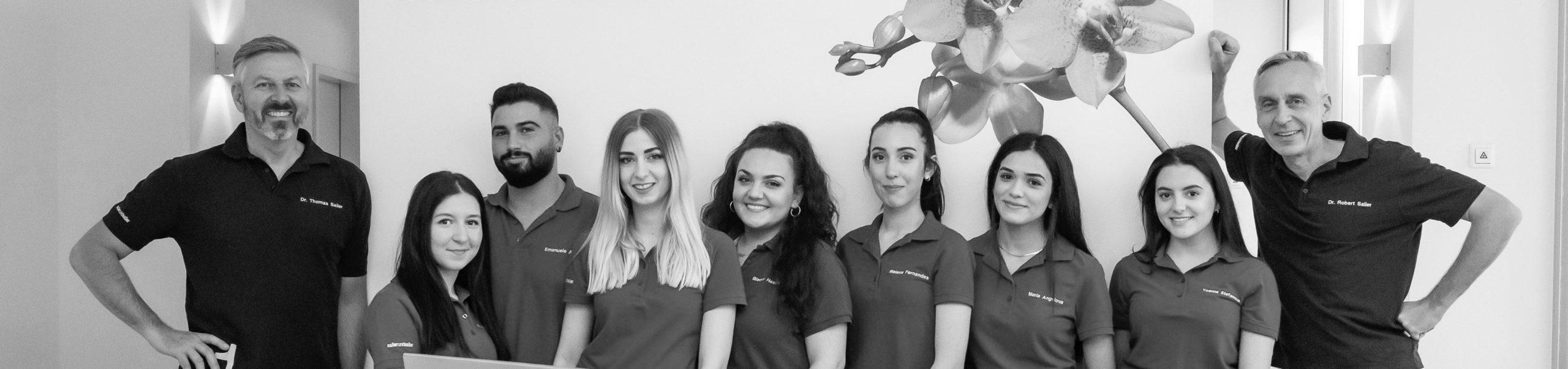 Zahnarzt Praxis Team